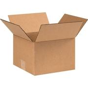 09(L) x 9(W) x 6(H) - Staples® Corrugated Shipping Boxes, 25/Bundle