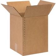 11-1/2(L) x 11-1/2(W) x 15-3/8(H)- Staples® Heavy-Duty Double-wall Boxes, 25/Bundle