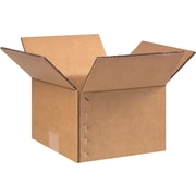 """09""""x9""""x6 1/2"""" Partners Brand Double Wall Boxes, 25/Bundle (KEG14)"""