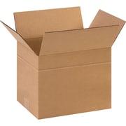 11.75''x8.75''x8.75'' Staples Corrugated Shipping Box, 25/Bundle (MD1188)