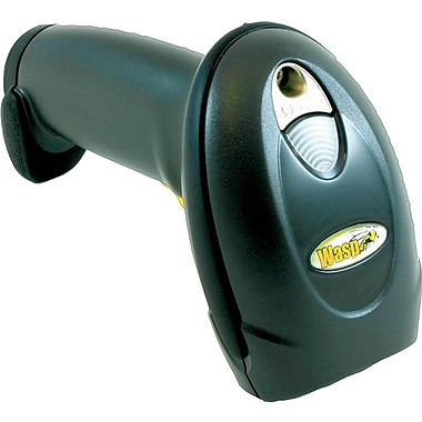 Wasp Barcode Laser Scanner for PC's