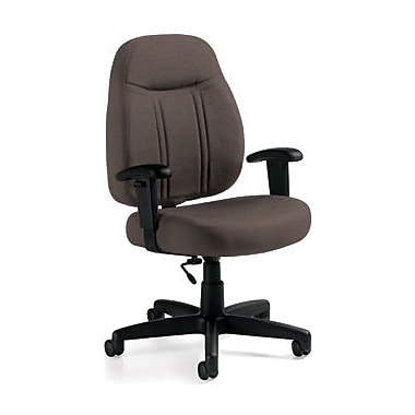 Global Custom High-Back Task Chair, Premium Grade, Canyon