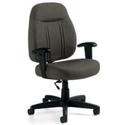 Global Custom High-Back Task Chair, Premium Grade, Sea Side
