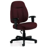 Global Custom High-Back Task Chair, Premium Grade, Rhapsody