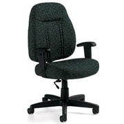 Global Custom High-Back Task Chair, Premium Grade, Lagoon