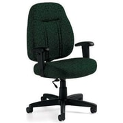 Global Custom High-Back Task Chair, Premium Grade, Cypress