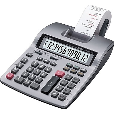 Casio® HR-150TMPlus Printing Calculator