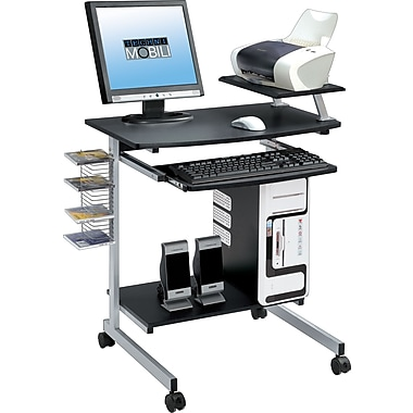 TechniMobili® Space Saving Mobile & Compact Computer Desks