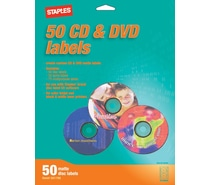 DVD / CD Labels