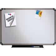 Quartet® Prestige Plus® DuraMax® Porcelain Whiteboard, 6' x 4', Euro™ Frame (P567T)