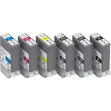 Canon PFI-102BK Black Pigment Ink Cartridge