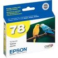 Epson 78 Yellow Ink Cartridge (T078420)