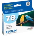 Epson 78 Light Cyan Ink Cartridge (T078520)