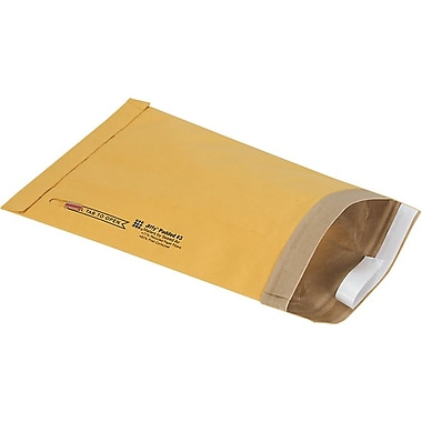 Staples® QuickStrip Padded Mailers, #3, 8-3/8in. x 13-1/4in.
