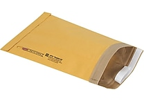 Staples® QuickStrip™ Padded Mailers, #3, 8-3/8' x 13-1/4'