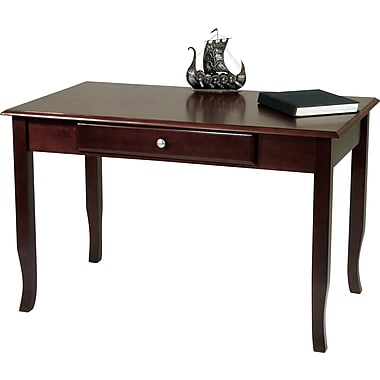 OSP Designs Merlot Desk