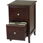 OSP Designs™ Merlot 2-Drawer File Cabinet