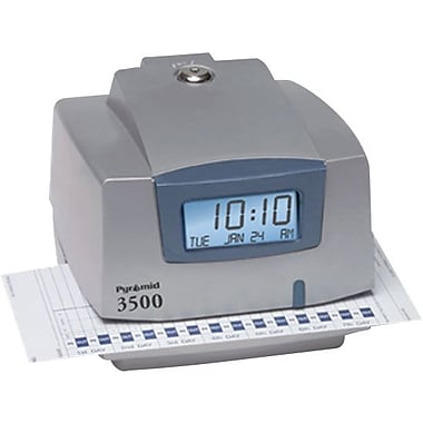 Pyramid Multipurpose Time Clock and Document Stamp (3500)