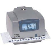 Pyramid 3500 Multipurpose Time Clock and Document Stamp