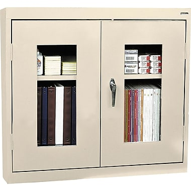Sandusky Clear View Double Door Cabinets