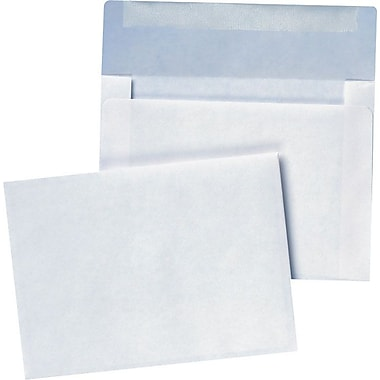 Quality Park™ #6 Invitation Envelopes with Gummed Closure, 100/Pack