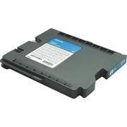 Ricoh 405537 Cyan Print Cartridge, High Yield