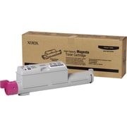 Xerox Phaser 6360 Magenta Toner Cartridge (106R01219), High Yield