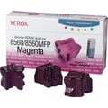 Xerox Phaser 8560/8560MFP Magenta Solid Ink (108R00724), 3/Pack