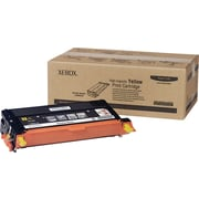 Xerox Phaser 6180/6180MFP Yellow Toner Cartridge (113R00725), High Yield