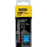 Stanley® Sharpshooter Tacker Staples, Heavy-Duty, 1/2""