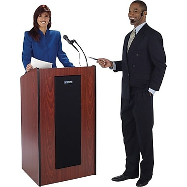 Amplivox Presidential Lecterns Wireless