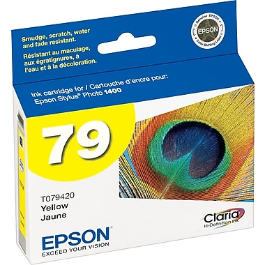 Epson 79 Yellow Ink Cartridge (T079420)