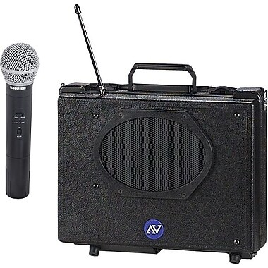 Amplivox Wireless Handheld Audio Portable Buddy PA