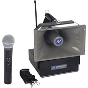 Amplivox Wireless Handheld Half-Mile Hailer Portable PA