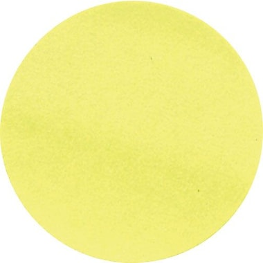 Avery® 5470 Round 3/4in. Diameter Print & Write Color Coding Labels, Yellow Neon