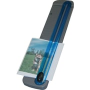 "X-Acto® 12"" Personal Razor Paper Trimmer, 3 Sheet Capacity, Gray/Blue"