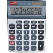 Staples® SPL-240 8-Digit Display Calculator