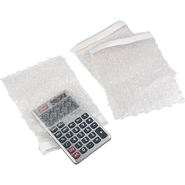 Pull-Tape Bubble Bags, 12