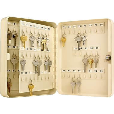 Master Lock® 93-Key Locking Storage Cabinet
