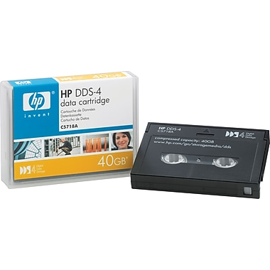 HP 4MM 20/40GB DDS-4 Data Cartridge