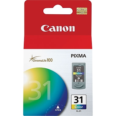 Canon CL-31 Color Ink Cartridge (1900B002)