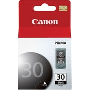 Canon® PG-30 Pigment Black Ink Cartridge (1899B002A)