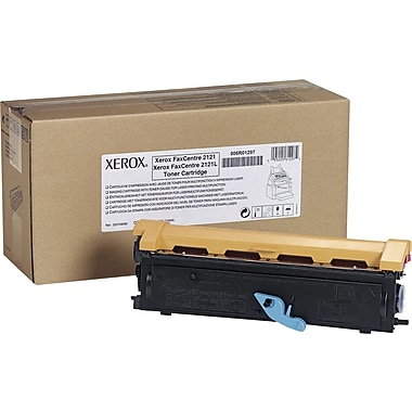 Xerox FaxCentre 2121 Black Toner Cartridge (006R01297)