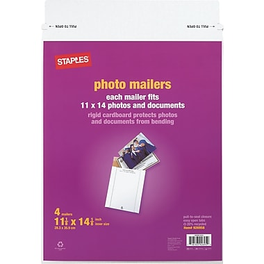 Staples® Photo Mailers, 11