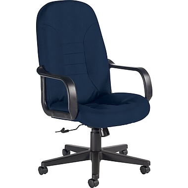 Global Custom Leather Manager's Chair, Delta