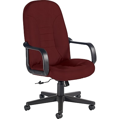Global Custom Leather Manager's Chair, Chaps