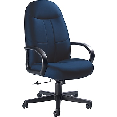 Global Custom Manager's Chair, Midnite, Premium Grade