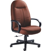 Global Custom Manager's Chair, Russet, Premium Grade