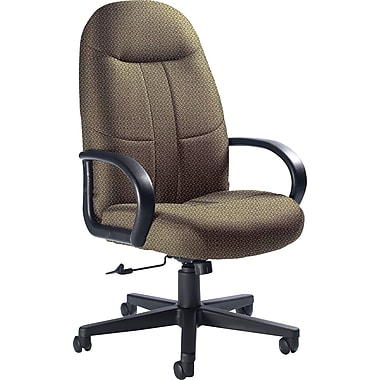 Global Custom Manager's Chair, Clay, Premium Grade