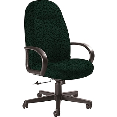Global Custom Manager's Chair, Cypress, Premium Grade